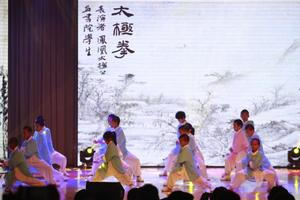 昌平新东方外国语学校中国文化汇演完美落幕