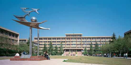 陕西大学(图片来源于网络)