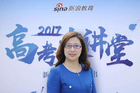 南京师范大学学工处副处长王昕