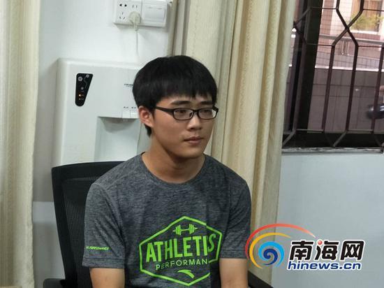 2017年海南高考文科最高分是海南中学学生李超富