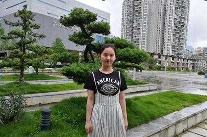 刘昱旻学生照