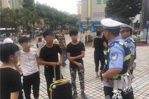 重庆5个学生当暑假工被骗 KTV称因不知其未成年