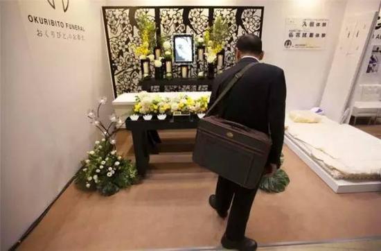 日本尸体宾馆一晚收费上万块 供不应求