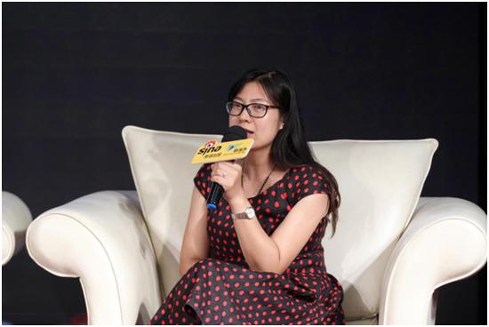 世贸通移民集团北京总经理 孙格琳