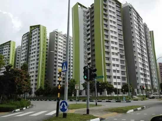 李明所住淡宾尼士区是新加坡东部最早、最大的居住区之一,人口超过20多万。区域内有不少小学,但想进好学校并不容易。