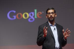 担任谷歌CEO两年后皮查伊进入母公司董事会