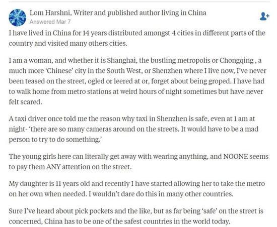 万万没想到!外国人这么羡慕中国人的生活