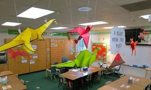 学折纸可以帮助孩子提高数学能力 你信吗?