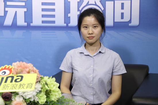 华东理工大学商学院专业学位中心MBA项目部招生主管童朦老师
