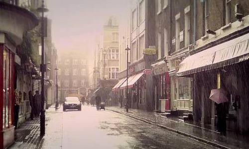 留学英国:四个字概括英国的天气