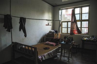 8月8日,山东郓城县西张楼村,张超居住的房间仍保留他离开时的样子。新京报记者 彭子洋 摄