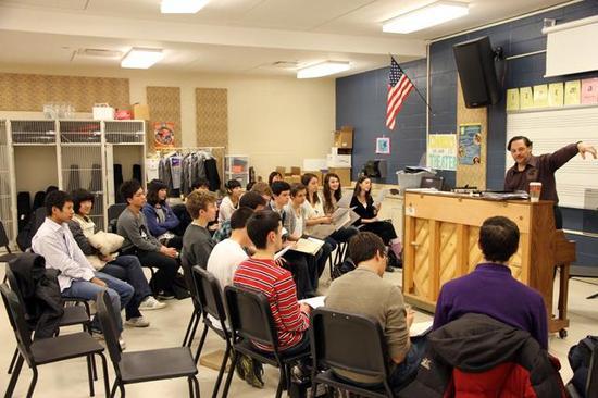 申请美国高中常见面试问题及解题思路总结