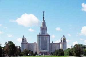 中国学生在俄罗斯留学是一种什么体验