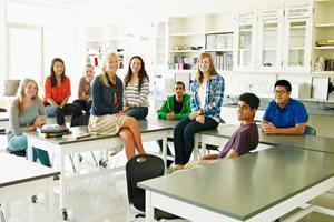美国高中生穿衣规范 让你避免乱穿衣尴尬