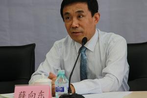 东华董事长薛向东:人工智能应与行业应用结合