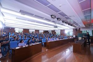 中国农业大学2017MBA开学典礼隆重举行