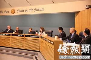 外媒:美国蒙特利公园市产生诸多华裔政治明星
