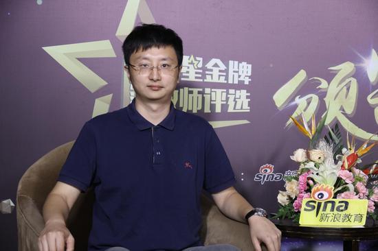 达内青少事业部总经理 潘公博