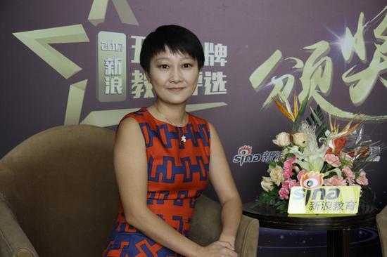 CC英语副总裁、校长 西西沃教育集团董事 龚惠