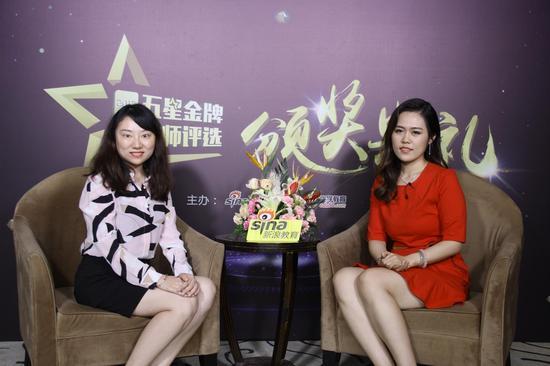 津桥国际执行总裁助理兼人事总监 陈冯顺子