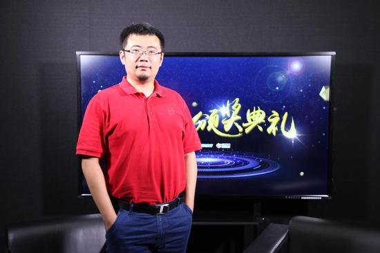 京翰教育CEO 姜振鹏