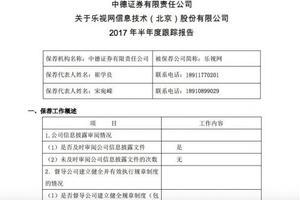 乐视:贾跃亭未按承诺将减持资金用于上市公司