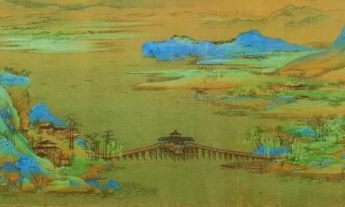 排队3小时看画5分钟 《千里江山图》值得!