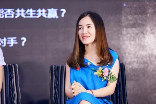桃李资本副总裁 Lisa