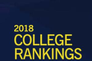 华尔街日报美国大学排名:哪些大学最物有所值