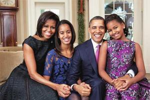 奥巴马如何教育女儿成为领导者 三点建议分享
