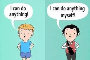 英文漫画:优秀爸妈的十个特质 你具备几个?