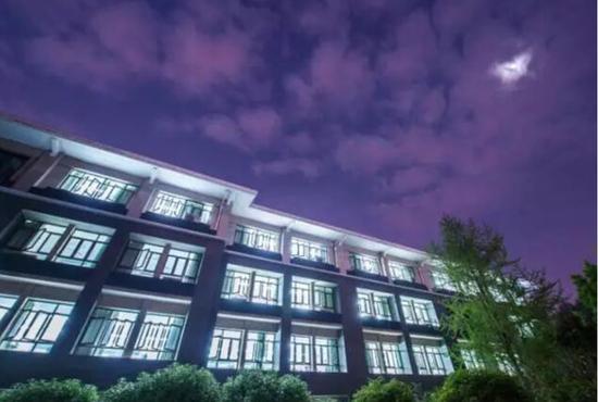 湖北省武昌实验中学。  湖北省武昌实验中学官网 资料图