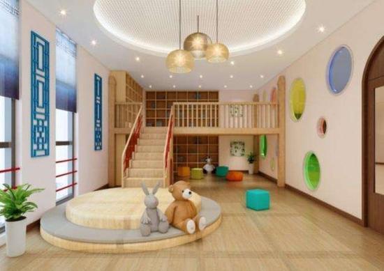 京东幼儿园(图片来源于网络)