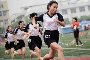看2017年数据 备战2018年北京中考体育考试