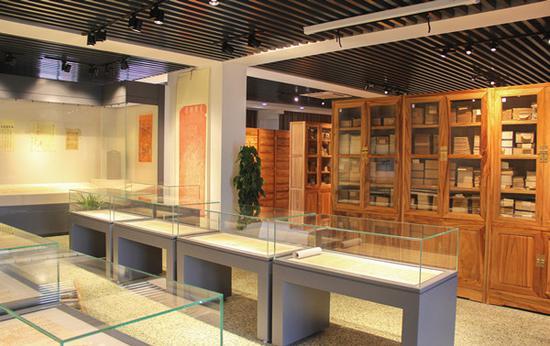 中国契约文书博物馆