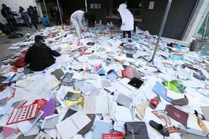 韩国高考因地震延期 学生:整形手术都约好了