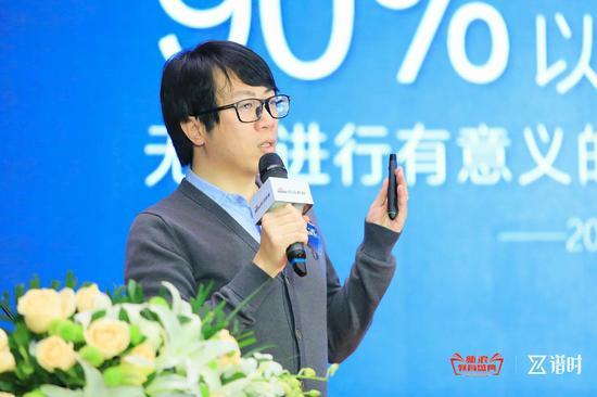 林晖 流利说联合创始人兼首席科学家