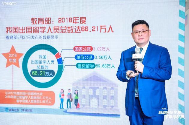 北京市私立汇佳学校升学指导中心主任 杨那爽