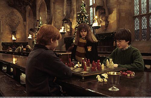 《哈利·波特与魔法石》剧照(资料图)