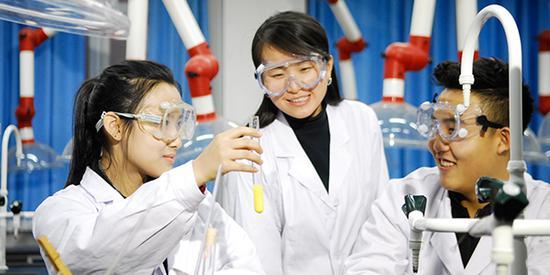 新浪2019国际学校择校巡展:北京王府学校