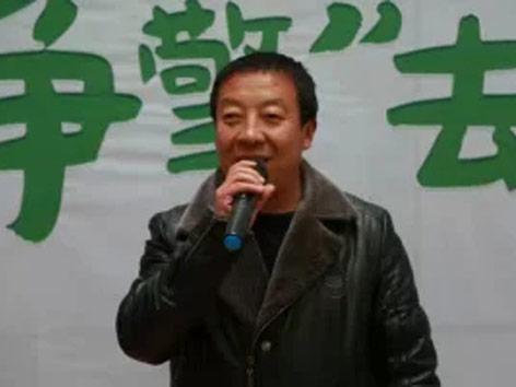 正能量校长:沁县定昌镇西关小学校长张宏伟