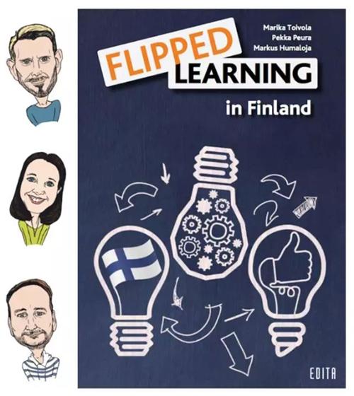 《芬兰的翻转学习》一书封面