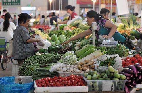 商务部 上周食用农产品与生产资料价格上涨
