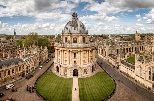 牛津大学。拥有世界名校梦的中国大学生比比皆是,由此形成了对顶尖名校名额的激烈争夺。图/IC photo