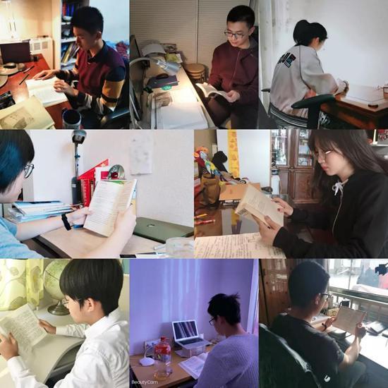 图片来自北京市第三十五中学国际部官方微信公众号