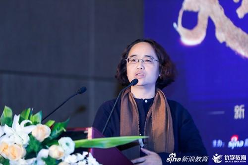 亲近母语创始人,著名儿童阅读推广人徐冬梅女士