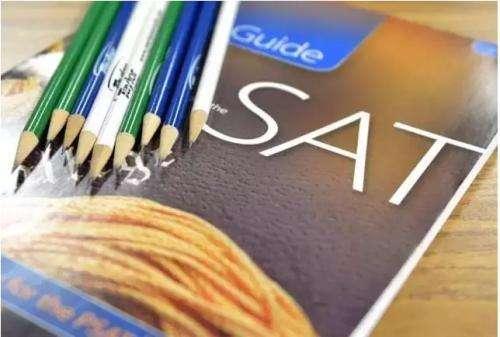SAT考题重复旧试卷?部分考生白宫请愿取消成绩
