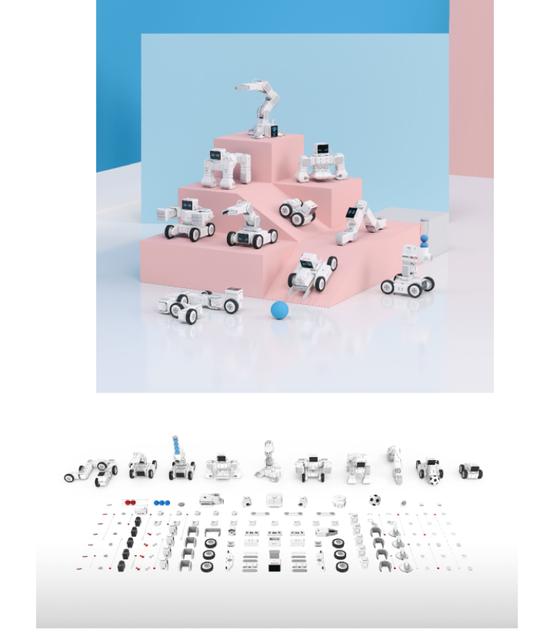 Makeblock于2018新品发布会宣布其中文品牌名童心制物