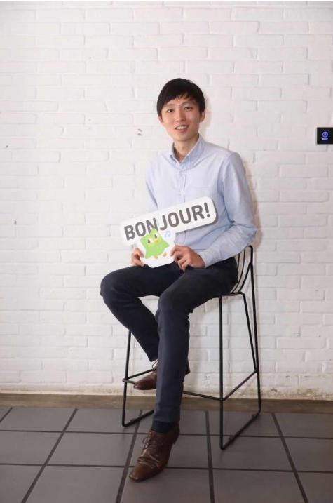 多邻国(Duolingo)中国区总经理罗凯恒
