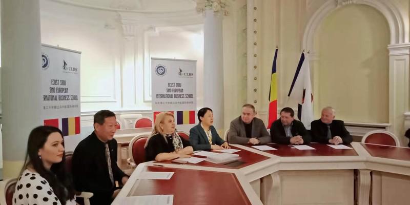 华东理工大学锡比乌中欧国际商学院首批学员结业